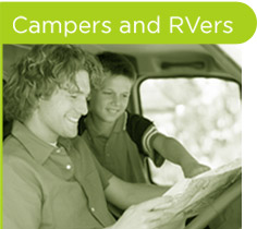 campers and RVers